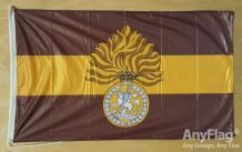 -ROYAL REGIMENT OF FUSILIERS ANYFLAG RANGE - VARIOUS SIZES